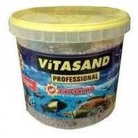 Vitasand Pro-22 Akvaryum İçin Kırmızı Beyaz Kum 8,5 Kg