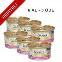 Gourmet Gold Kıyılmış Sığır Etli 85 Gr 6 Al 5 Öde