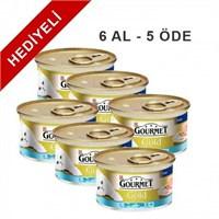 Gourmet Gold Kıyılmış Ton Balıklı 85 Gr 6 Al 5 Öde