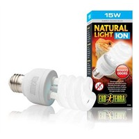 Exo Terra Natural Light İon Sürüngen Lambası 15 Watt Pt3785