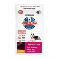 Hills Science Plan Sensitive Skin Hassas Deri Yetişkin Köpek Maması 3Kg