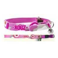 Rogz Cb 03 S-Camo Pink Kedi Boyun Tasması 16-32 Cm