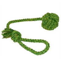 Happy Pet Ball Rope Ball Halat Top Köpek Oyuncağı