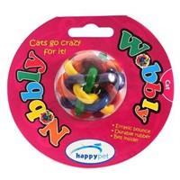Happy Pet Nobbly Wobbly 51051 Zilli Kedi Oyuncağı