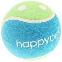 Happy Pet Köpek Oyuncağı Sesli Tenis Topu Xlarge