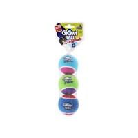 Gigwi Ball 3 Lü Tenis Topu Köpek Oyuncağı 6 Cm