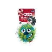 Crazy Ball Çlıgın Kirpi Top Köpek Oyuncağı 6 Cm Yeşil Mavi