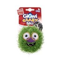 Crazy Ball Çlıgın Kirpi Top Köpek Oyuncağı 6 Cm Yeşil