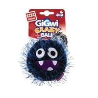 Crazy Ball Çlıgın Kirpi Top Köpek Oyuncağı 6 Cm Mor