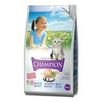 Champion Folik Asit Katkılı Tavuk Etli Yavru Kedi Maması 1,5 Kg
