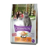Champion Tavuk Etli Yetişkin Kedi Maması 3 kg fd FD*
