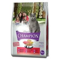 Champion Dana Etli Yetişkin Kedi Maması 3 kg FD*