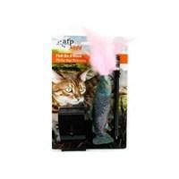 Afp Kediler İçin Oltada Balık Şeklinde İçgüdü Oyuncağı Afp2020