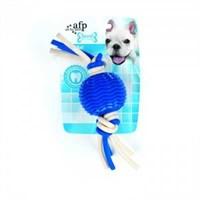 Afp Dental İpli Top Köpek Oyuncağı Afp4185