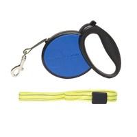 Smartleash Otomatik Köpek Gezdirme Tasması Mavi Small 3014