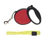 Smartleash Otomatik Köpek Gezdirme Tasması Kırmızı Medium 3045