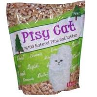 Pisy Cat Çam Pellet Doğal Kedi Kumu 2 Kg