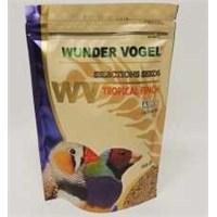 Wunder Vogel Selection Aromalı Tropikal Kuş Yemi 500 Gr W-903