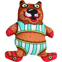 Pet Stages Madcap Bathing Beaver Köpek Oyuncağı