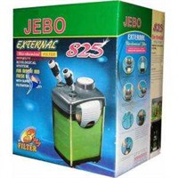 Jebo 825 Akvaryum Dış Filtre 3 Sepet