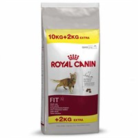 Royal Canin Fit Yetişkin Kedi Maması 10+2Kg