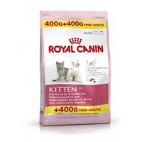 Royal Canin Kitten Yavru Kedi Maması 400+400Gr