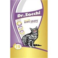Dr.Sacchi Premium Ring Shape Halka Şekilli Kedi Maması 15Kg