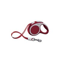 Flexi Vario Şerit Tasma Xs 3 Mt Kırmızı