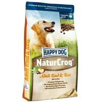 Happy Dog Natur Croq Rind Biftekli Köpek Maması Bonus Pack 18Kg