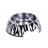 Nobby Melamin Mama Kabı Zebra Small 160Ml 73481-08