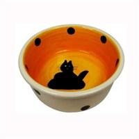 Lilli Pet Dog Bowl Lonely Kedi Mama Ve Su Kabı 15 Cm 8137