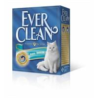 Ever Clean Aqua Breeze - Okyanus Esintisi Parfümlü Kedi Kumu 6 Litre