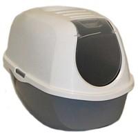 Moderna Smart Kapalı Tuvalet Kabı 53 Cm Gri