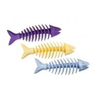 Dental Kauçuk Balık Kılçık Köpek Çiğneme Oyuncağı 16 Cm Sp-031