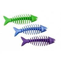 Dental Kauçuk Balık Kılçık Köpek Çiğneme Oyuncağı Sp-030