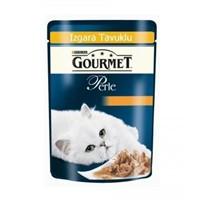 Gourmet Perle Izgara Tavuklu Kedi Konservesi 85Gr
