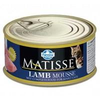 Matisse Cat Mousse Lamb Kıyılmış Kuzulu Kedi Konserve 85 Gr