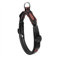 Ferplast Ergocomfort Tattoo Köpek Boyun Tasması Kırmızı-Gri-Siyah2,5X45-55C