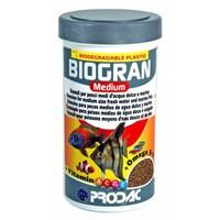 Prodac Biogran Medium Granür Balık Yemi 100 Ml 35 Gr