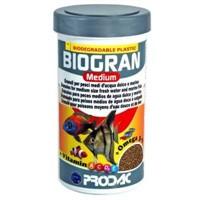 Prodac Biogran Medium Granür Balık Yemi 250 Ml 90 Gr