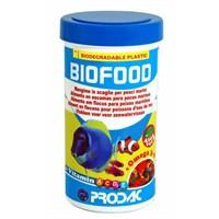 Prodac Biofood Tatlı Ve Tuzlu Balıkları İçin Pul Yem 250 Ml 50 Gr