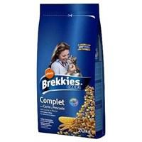 Brekkies Excel Balıklı Ve Tavuklu Kedi Maması 20Kg