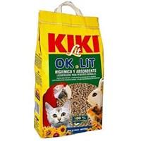 Kiki Kedi, Kuş Ve Kemirgenler İçin Çam Kum 10 Lt