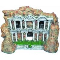 Akvaryum Dekoru Petra Tapınağı Büyük D-374