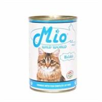 Mio Ton Balıklı Konserve Kedi Maması 415 Gr 4603