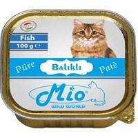 Mio Balık Etli Püre Kedi Konservesi 100 Gr