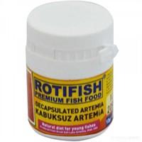Rotifer Rotifish (Dekapsuled) Dekapsül Kabuksuz Artemia 35 Ml