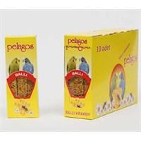 Pelagos Ballı Muhabbet Kuşu Krakeri 3 Lü