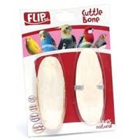 Flip Çiftli Doğal Mürekkep Balığı Kuş Kemiği 12 Cm