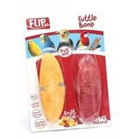 Flip Çiftli Meyveli Mürekkep Balığı Kuş Kemiği 12 Cm